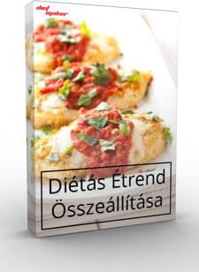 Diétás Étrend Összeállítása