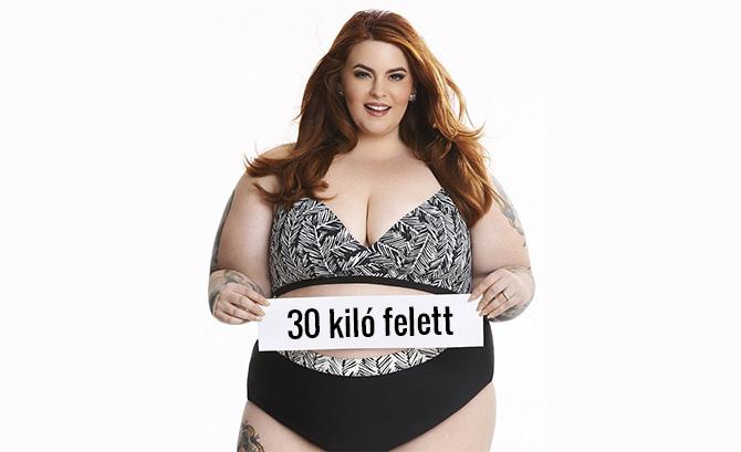 30 kiló felett