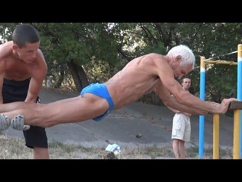 73 éves és Szupererős