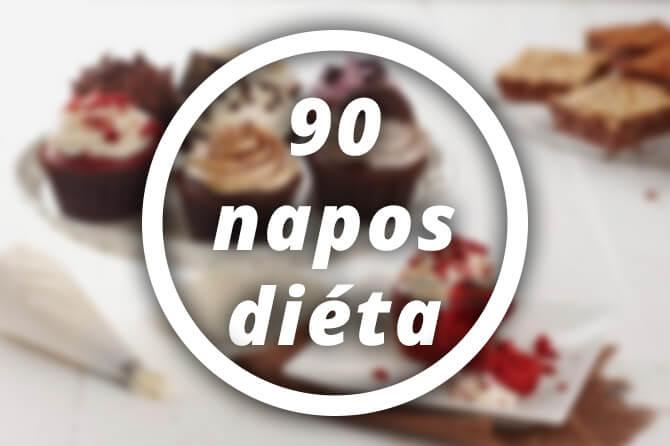 90 napos diéta, szétválasztó diéta, elválasztó diéta