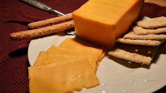 Colby sajt kalória
