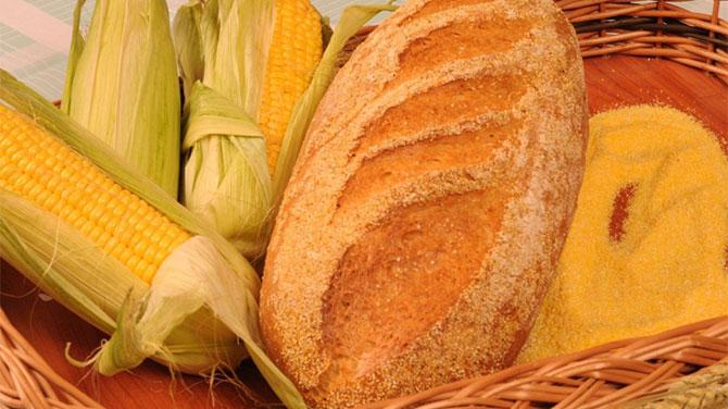 Kukoricás kenyér kalória