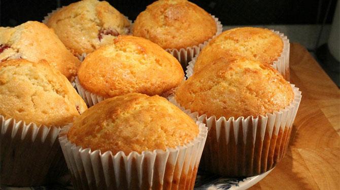 Muffin kalória