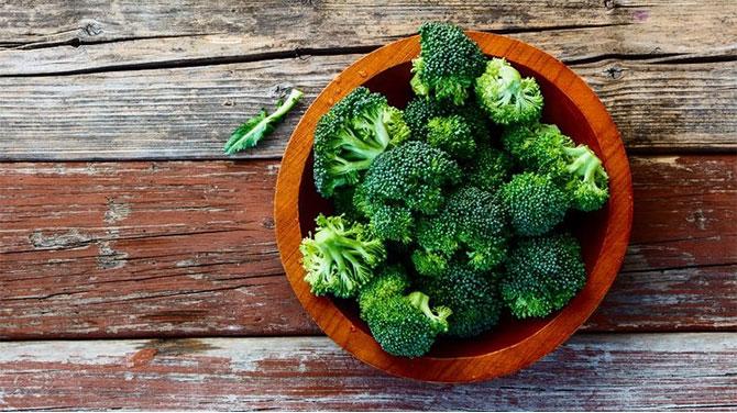 Brokkoli kalória