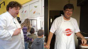 Buday Péter fogyása: 175 kilóról 125 kilóra fogyott
