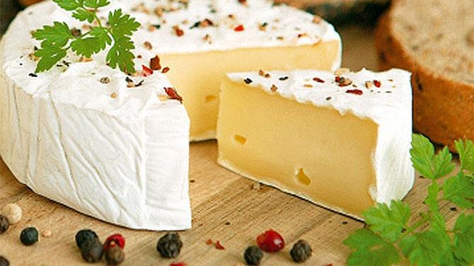 Camembert sajt kalória
