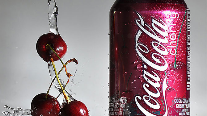 Coca-cola (cherry) kalória