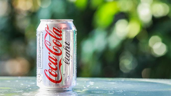 Coca-cola light kalória