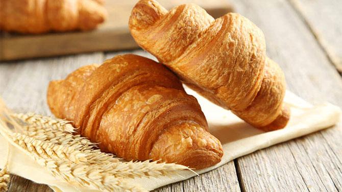 Croissant kalória