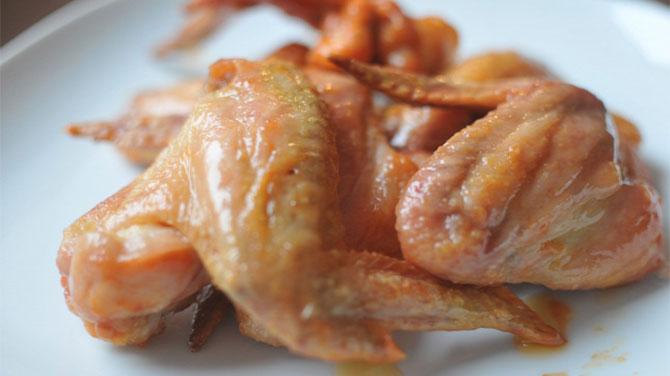 Csirkeszárny kalória