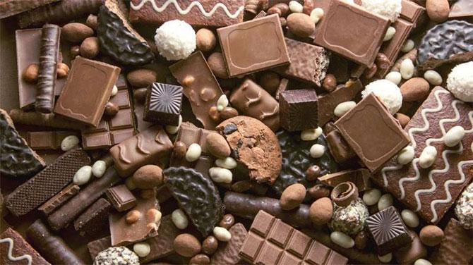 csokoládé diéta alatt)