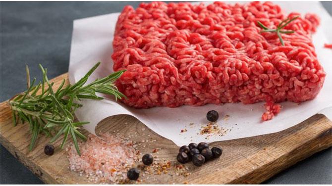Darált marhahús kalória
