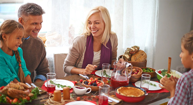 diétás vacsora