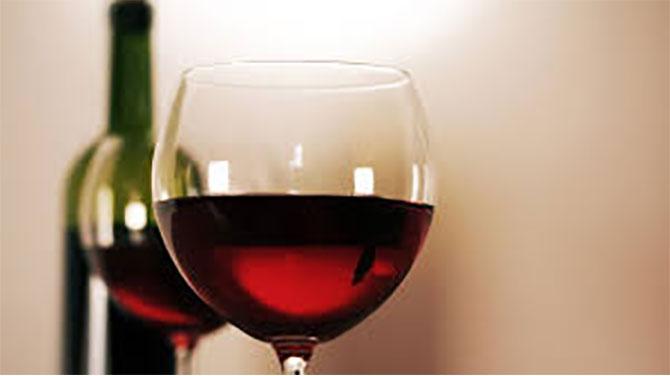 Édes vörösbor kalória
