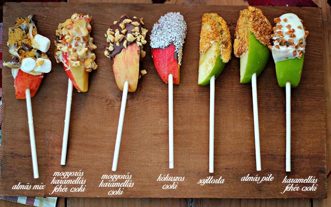 Egészséges édességek a mikuláscsomagba