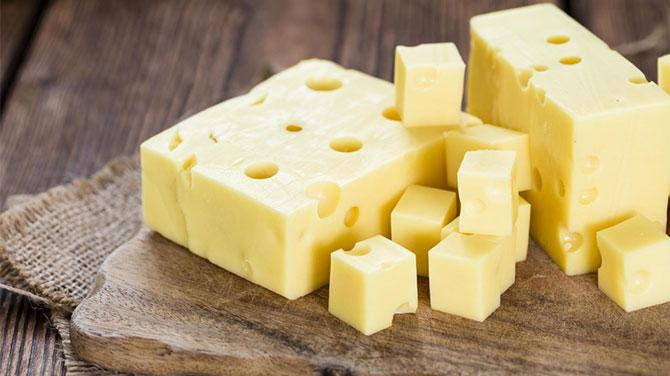 Ementáli sajt kalória