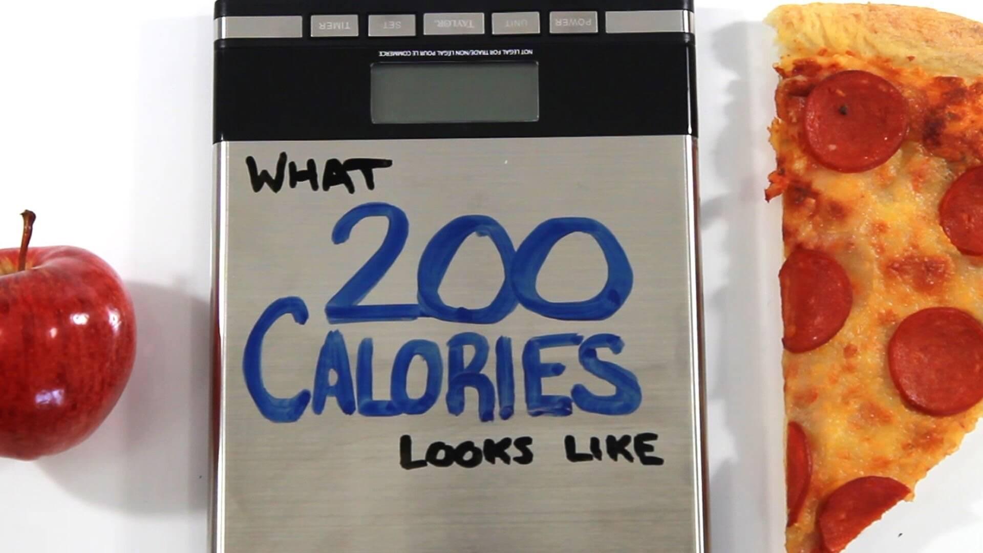Ennyi 200 kalória