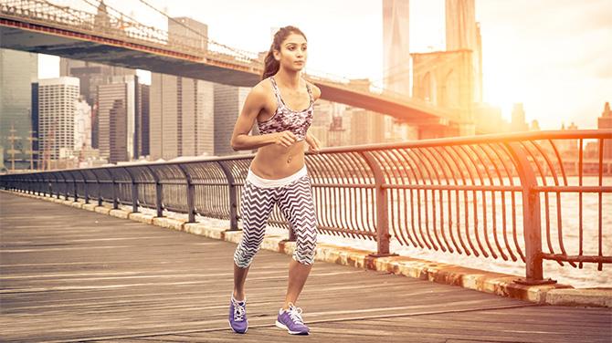 Fogyás futással