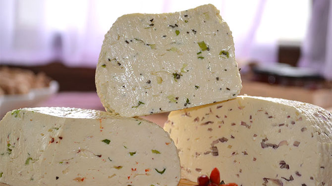 Gomolya sajt kalória