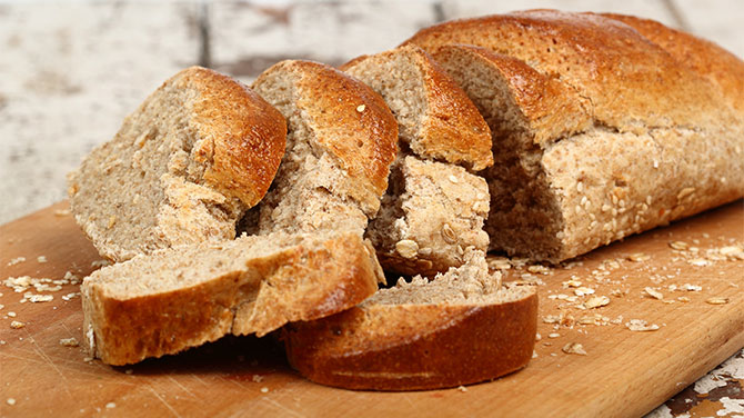 Graham kenyér kalória