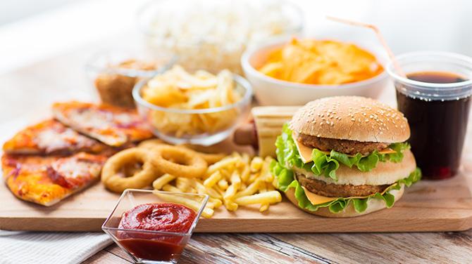 Miért olyan rosszak a gyors ételek?