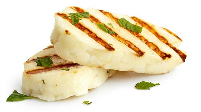 Halloumi sajt kalória