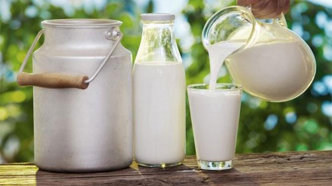 házi tej kalória