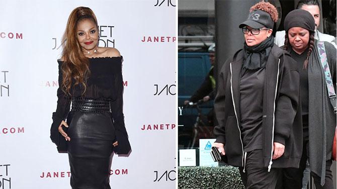Janet Jackson fogyása