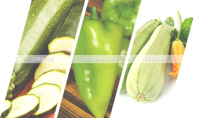 Zöldségszezon – Július