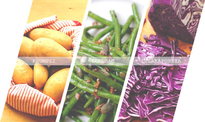 Zöldségszezon – Június