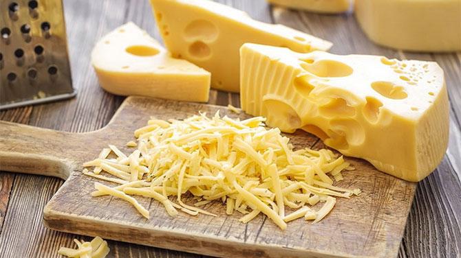 Karaván sajt kalória