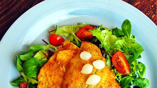 Lepényhal kalória