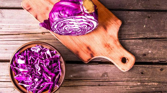 Lila káposzta kalória – Lehet fogyni lila káposztával?