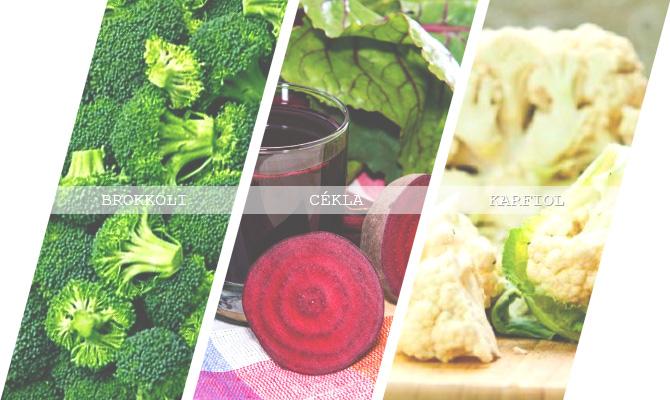 Zöldségszezon – Május