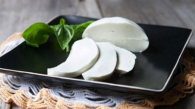 Mozzarella sajt kalória