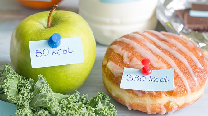 Napi kalóriaszükséglet fogyáshoz