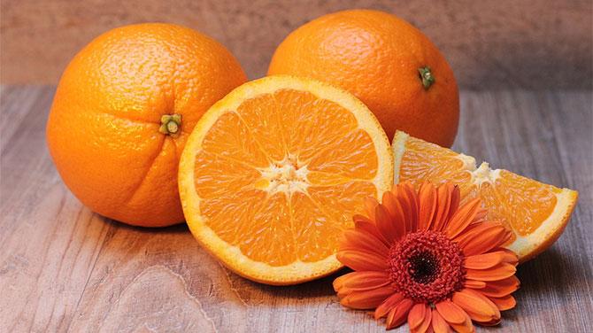 Narancs kalória