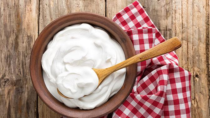 Natúr görög joghurt kalória
