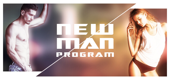 New Man Program – Karolina 302. nap
