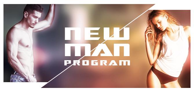 new man program diéta fogyás