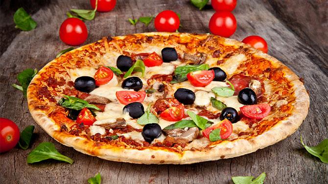 Pizza kalória