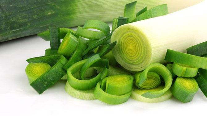 Póréhagyma kalória – Lehet fogyni póréhagymával?