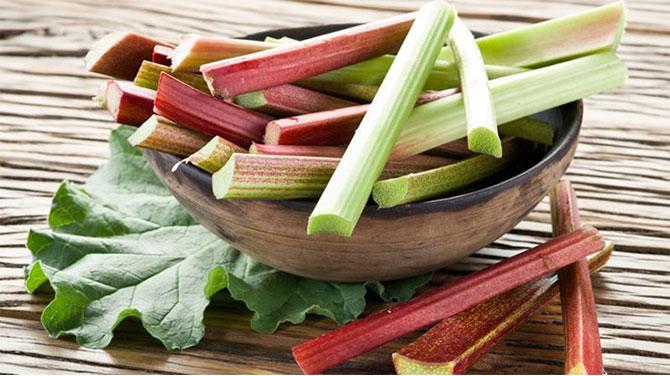 Rebarbara kalória – Lehet fogyni rebarbarával?