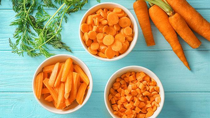 Nyers sárgarépa a fogyáshoz, Kapcsolódó cikkek