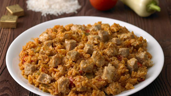 Rizses hús kalória