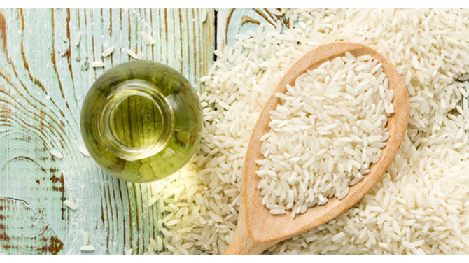rizsolaj kalória