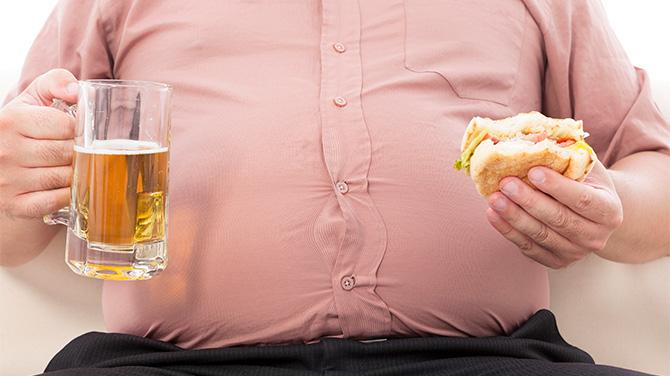 kórosan elhízott ember fogy)