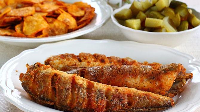 Sült hekk kalória – Lehet fogyni sült hekkel?