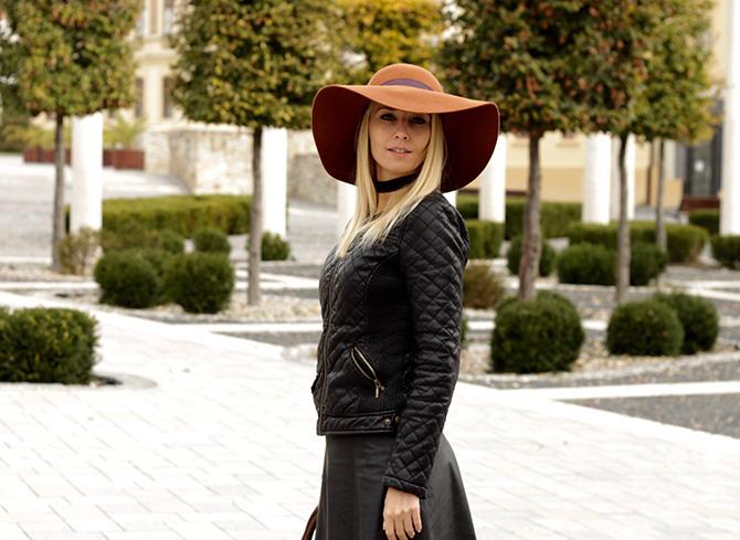 Interjú Szili Dorka, divat bloggerrel a divat és táplálkozás kapcsolatáról
