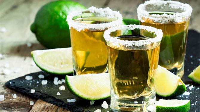 Tequila kalória